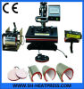CE Approval Multifunction Combo 4in1 Heat Press Transfer Printing Machine
