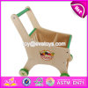 Funny Toys Toddlers Wooden Push Toy Shopping Cart W16e068