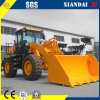 3.0 Ton Wheel Loader with 4 in 1 Bucket Deutz Engine CE Approved Quick Coupler and Multifunctional Attachments