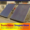 Solar Water Heater Quality Control and Inspection Services