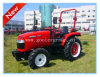 JM 354 Tractor (35HP 4WD, EPA 4 approved) with CE/E-MARK