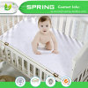 Soft Bamboo, Fitted Sheet Waterproof Crib Mattress Protector Pad Cover