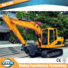 14.7ton Crawler Excavator with Bucket Capacity 0.6m3