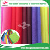 Waterproof Foldable Colorful Virgin PP Spunbond Nonwoven Fabrics for Handled Bag