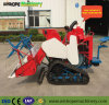 Agricultural Farm Machinery Rice and Wheat Crawler Combine Harvester