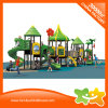 Green Series Outdoor Multipurpose Playground Equipment Slides for Sale