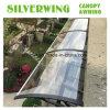 Aluminum Alloy! Door Canopy Window Awning 10 Years Guarantee (60*80)