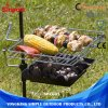 Barbecue Steel Wire Mesh BBQ Grill with Complete Accessory