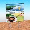 City Billboard Modern Signs Aluminium Billboard LED Billboard Display
