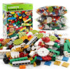 OEM Children Kids Plastic 1000 PCS Building Block Toy