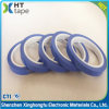 Acrylic Adhesive Blue Pet Masking Tape for Car Painting and Masking