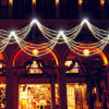LED Festival Club Decorative String Curtain Light