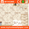 Modern Home Decoration Wall Paper Design