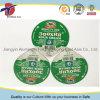 220ml Disposable Plastic Cup Aluminum Foil Cover for Yogurt