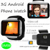 Big Screen 3G Network Smart Watch with Big Battery&Storage Dm98