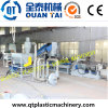 PE PP Film and Flakes Pelletizing Machine in One Line
