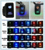 12V -24V 10A- 20A Laser Engraved Rocker Switch for Car Marine