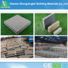 White and Black Ecological Water Permeable Ceramic Brick for Flooring