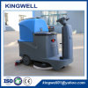 Warehouse Workshop Epoxy Floor Electric Scrubber (KW-X6)