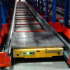 Heavy Duty Commercial Radio Shuttle Pallet Runner Rack System
