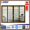 Sliding Door Frames with Artistic Double Glass