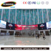 High Definition P6 Iron Cabinet Outdoor LED Sign Board