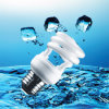 9W T2 Half Spiral Energy Saving CFL Lamp with CE (BNFT2-HS-B)