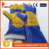 Ddsafety 2017 Blue Welder Reinforced Safety Gloves