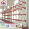 Single Arm Cantilever Warehouse Storage Steel Rack