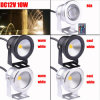 Cool Warm White RGB 10W Underwater 16 Color LED Spotlight