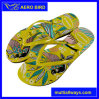 New Hot Sale PE Slippers with Bird Printing (15I022)