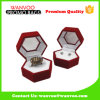 Deep Processing Red Custom Velvet Jewelry Box