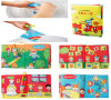 Colorful Washable Baby Cloth Books