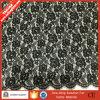 2016 Tailian Wholesale Flower Design Black Lace Fabric