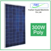 Wholesale Price Poly PV Solar Panel 300W for Distributor