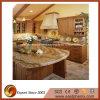 Surface Polished Granite Kitchen Island Countertop