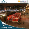 12m*33m Romantic Clear Span Structure Wedding Clear Tents Wholesale
