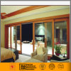 Wood Grain Aluminium Sliding Window