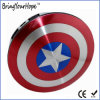 Captain America Shield Power Bank 6800mAh with Dual USB (XH-PB-140)