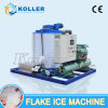 Koller 10 Tons/Day Dry Flake Ice Machine with PLC Control System for Fresh