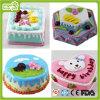 Vinyl Cake Pet Chew Toys Pet′s Present