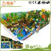 Durable Commercial Kids Happy Zone Indoor Playground Equipment