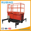 11meter Mobile Scissor Car Lift High Rise Man Work Table
