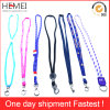Personalised Silk Screen Printing Tubular Polyester Mobile Lanyard