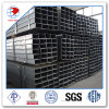 A53 20X10X2mm Galvanized Ms Rectangular Tube