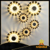 Atique Brass Decorative Wall Lights (KW17-079)