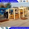 China Big Automatic Concrete Hollow Block Moulding Machine