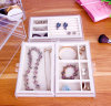 Acrylic Jewelry Storage Box, Drawer Box with Velvet