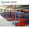 Steel Warehouse Medium Scale Racking by Powder Coated