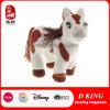 Popular Toy Plush Cartoon Animal Spotted Stuffed Plush Horse